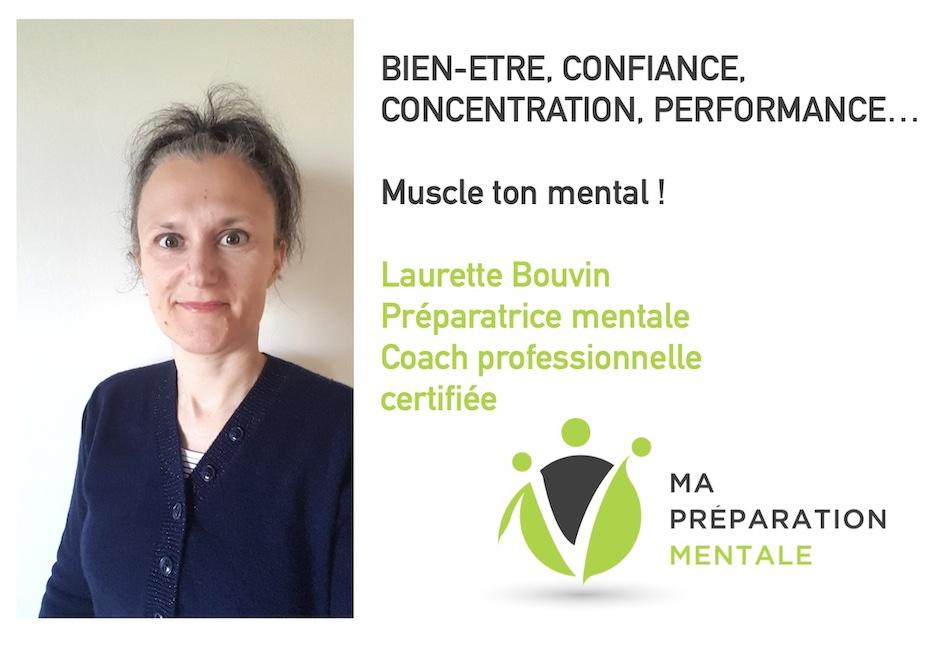 Laurette Bouvin, préparateur mental en Isère